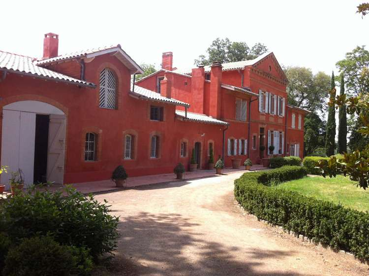 Restauration d'une propriété du XVIII Siècle