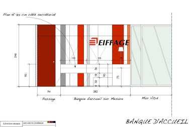 SBS Design Rénovation des Bureaux Eiffage de Toulouse
