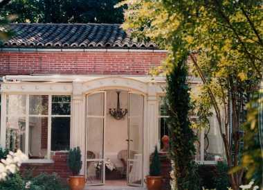 Extension. Création d'une Verrière à l'ancienne  - Toulouse