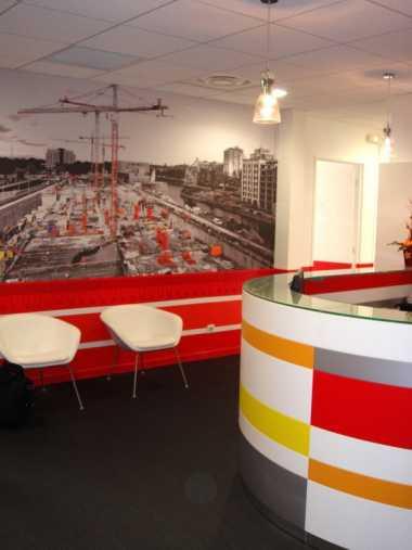 Rénovation des Bureaux Eiffage de Toulouse